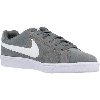 musthave Nike court royale suede heren sneakers (Grijs)