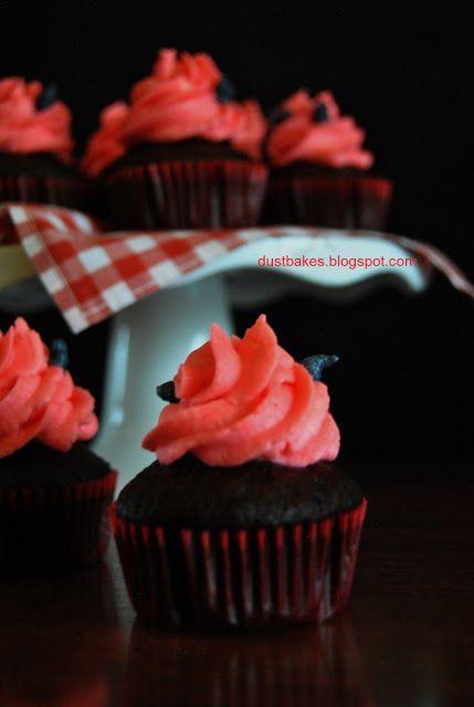 diabełkowe muffiny