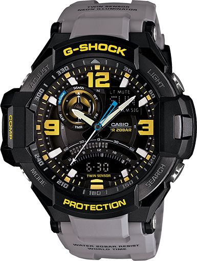 Casio G Shock Watches GA1000-8A