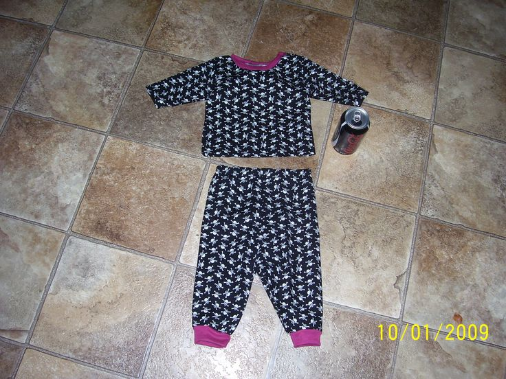 Jammys {Made by Hour Glass Sewing}