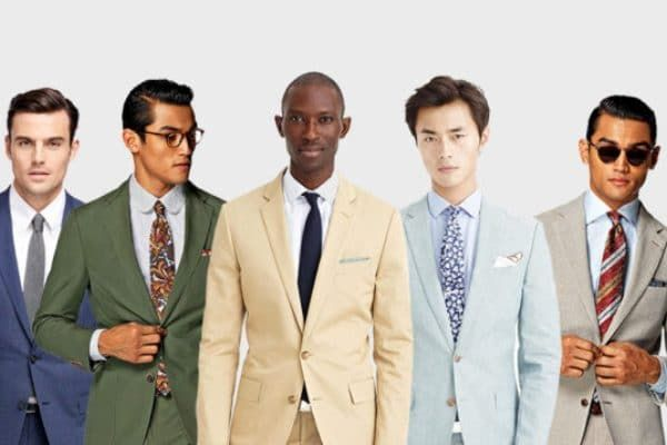 The Right Colors To Wear For Your Skin Tone Best Suits For Men