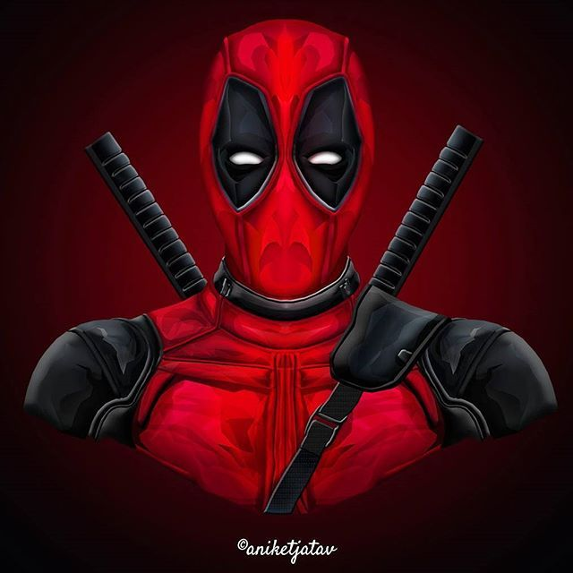 1/365 : First Artwork and Series of 2018  The Deadpool Series Artwork : 1 - @vancityreynolds as Deadpool. Yes, I have started the 365 challenge again !  . Full brightness preferred. Zoom in for details ☀️ ➖➖➖➖➖➖➖➖➖➖➖➖➖➖➖➖➖ #art #artist #avengersinfinitywar #digitalart #sketch #dc #dceu #captainamerica #ironman #infinitywar #deadpool #spiderman #blackpanther #cable #comics #instagram #instalike #instagood #instafollow #instart #artist #followforfollow #like4like #like #follow #xmen #mar...