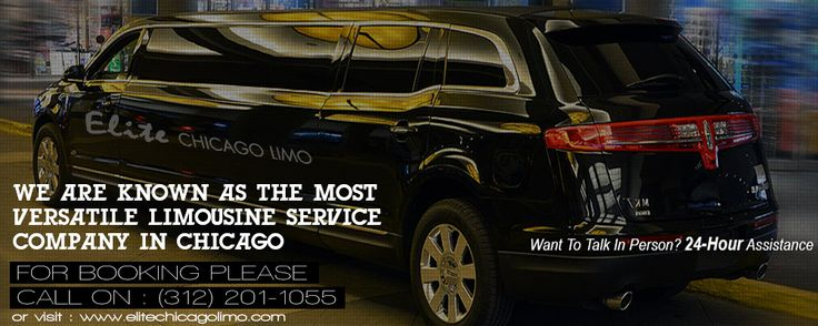Are you searching for black car sedans in Chicago? We are #1 town car service providers in Chicago. Call us on (312) 201-1055 for more details.