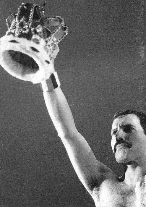 Freddie Mercury, el fundador y vocalista de la banda de rock Queen, pasó a la historia por su poderosa voz y extravagantes puestas en escena.