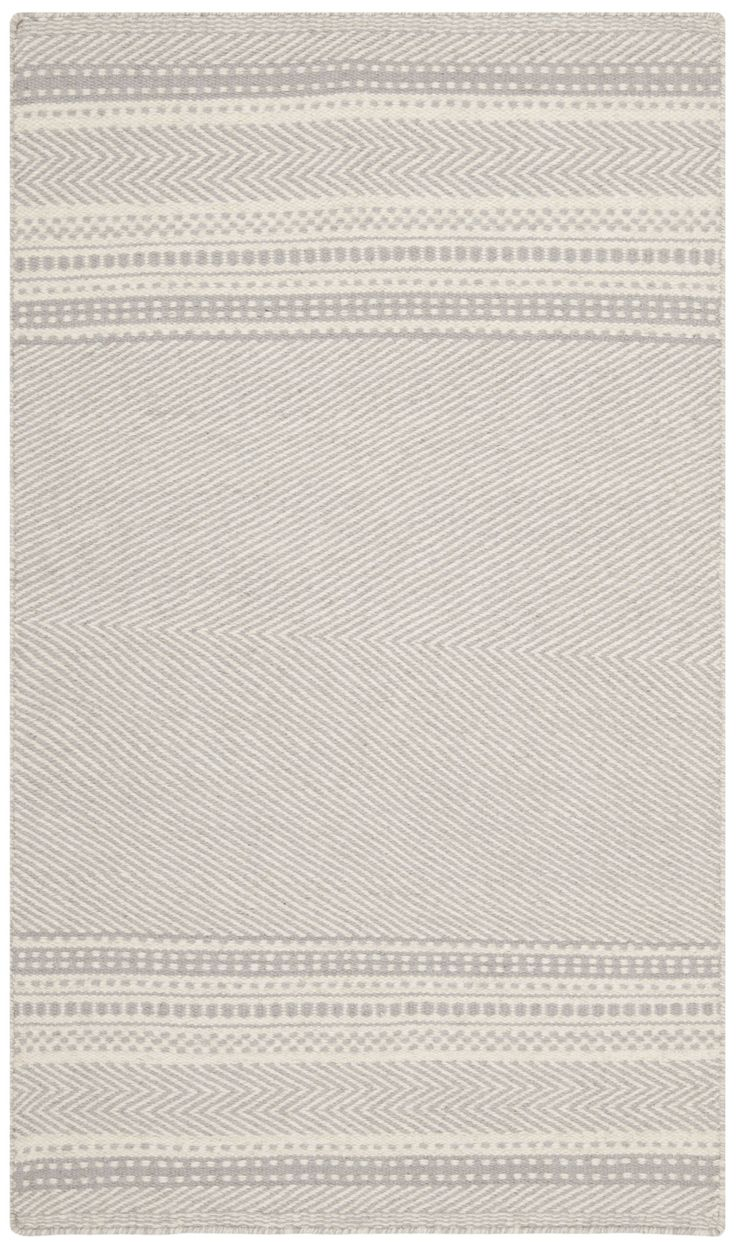 Safavieh Kilim Grey / Ivory Traditional Rug & Reviews | Wayfair
