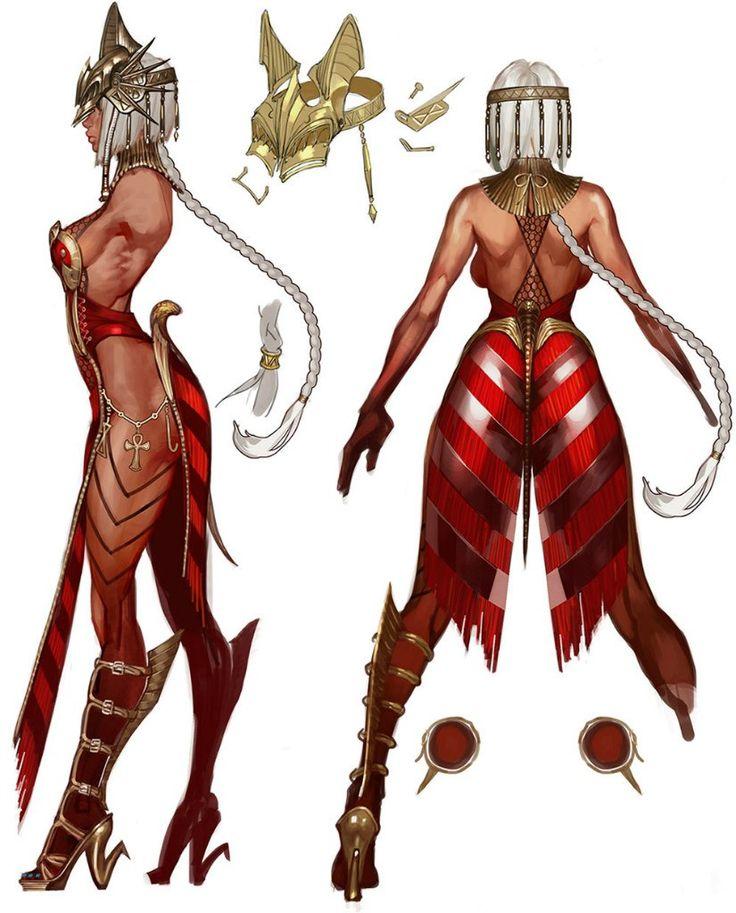 Concept Art: Vindictus