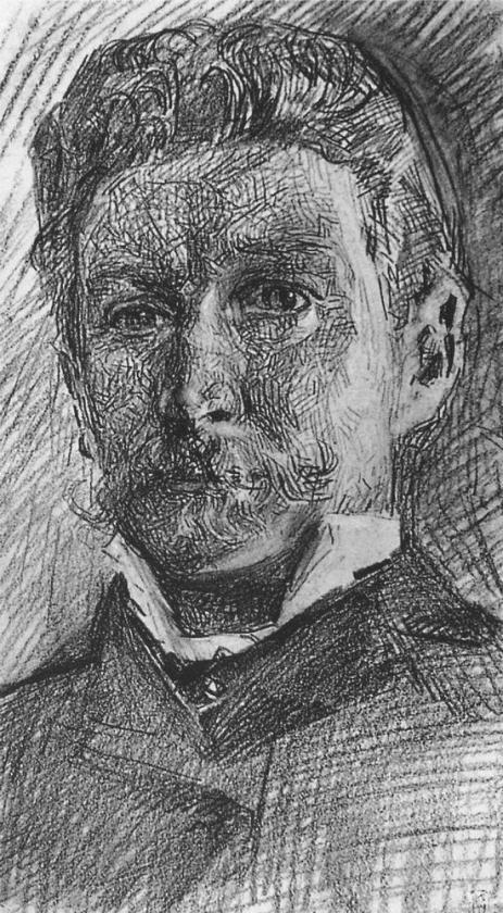 Рисунки Михаила Врубеля - Редкие заметы немолодого идеалиста