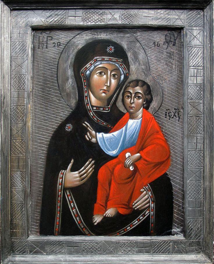 Theotokos - Myhailo Skop 2016