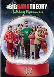 The Big Bang Theory: Holiday Compilation (DVD, 2014)