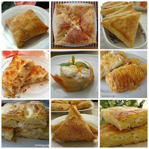 HAZIR YUFKADAN BÖREK TARİFLERİ Kolay börek tarifleri Lezzetli börek tarifleri Hazır yufkadan börek tarifleri ile börekyapmakçok kolay. Hazır yufka pratik olmasından dolayı her hanım için kurtarıcı ve vazgeçilmezdir.Börek tarifleriiç harçlarının farklı ve değişik olması açısından besleyicidirler aynı zamanda..Hazır yufkadan börek tariflerisize kolay ve pratikbörek tariflerini bir arada bulmanız için yardımcı olacak..Mis gibibörekler, kıymalı, patatesli, Birbirinden …