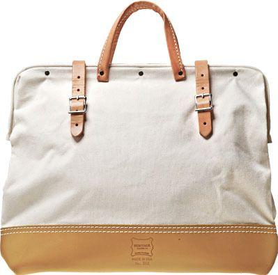 Canvas Tool Bag - Kaufmann Mercantile