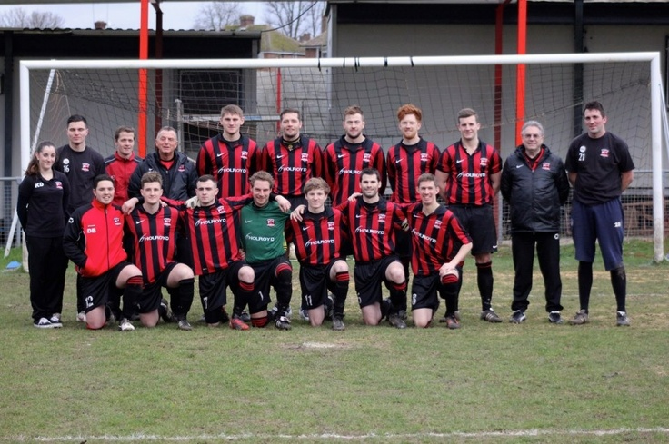 Saffron Walden Town Football Club first team photo