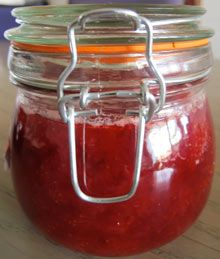 Perfect strawberry jam - Felicity Cloake
