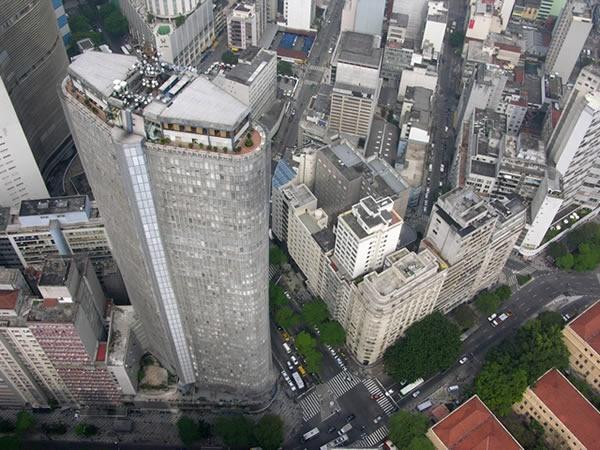 Terraza Italia, Sao Paulo, Brasil.