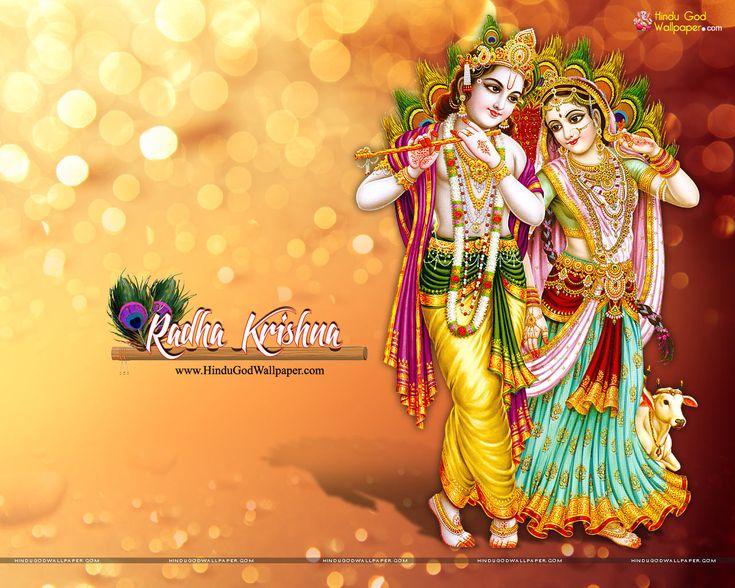 Krishna Radha Love Wallpaper High Definition Hd: Radha Krishna High Resolution HD Wallpapers Download