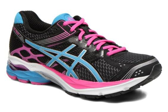 Asics Lady Gel-Pulse 7 (Noir) - Chaussures de sport chez Sarenza (239309)