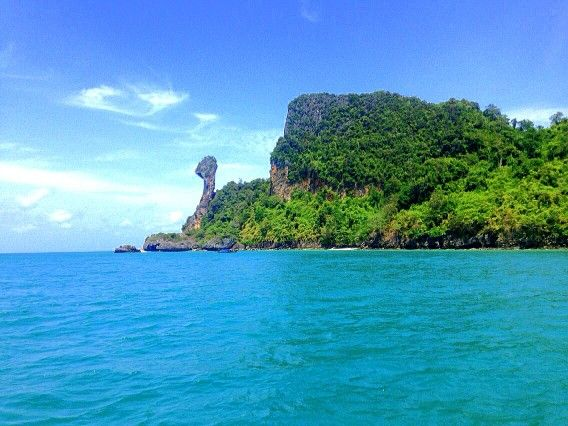 chicken island' krabi