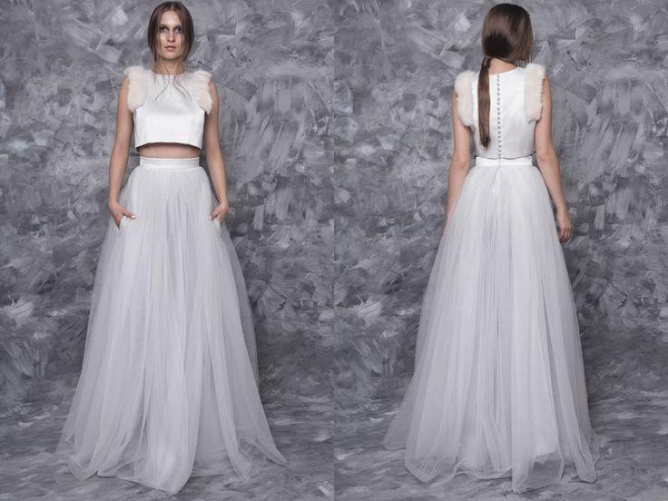 Estelle Ligia Mocan S/S 16 Bridal Collection