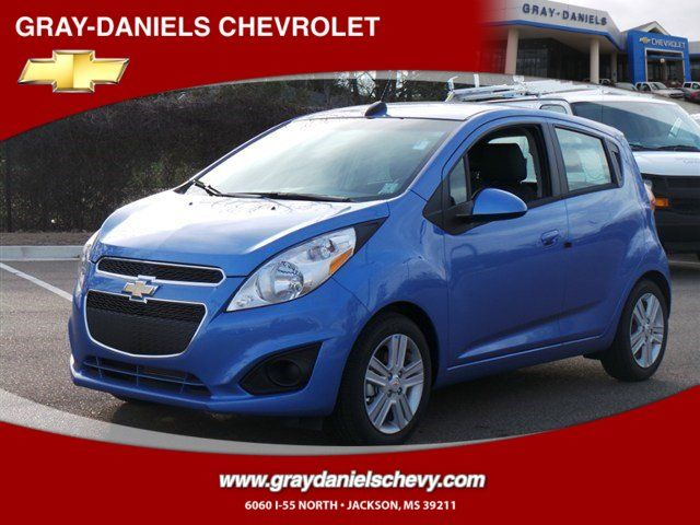 New 2015 Chevrolet Spark For Sale | Jackson MS