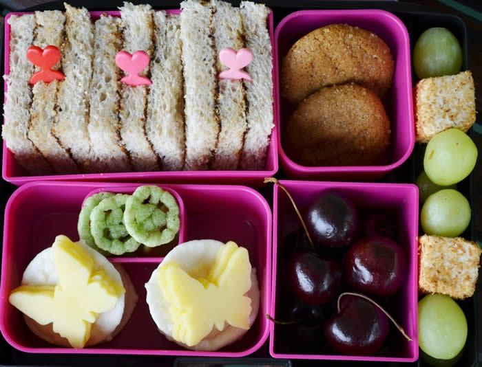 Clever lunch box ideas ... Vanila Pod Cake & Deli Cafe (Brisbane) are hosting classes on just this - Lunchbox Masterclass!