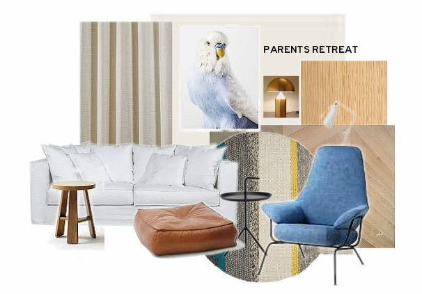 Living room or parents retreat moodpboard by melindaclarke | Olioboard