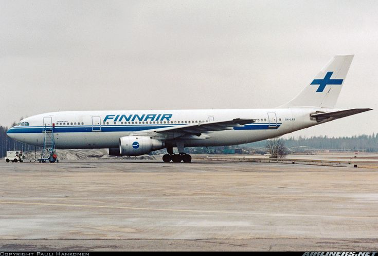 Finnair OH-LAB Airbus A300B4-203FF aircraft picture