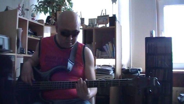 Jammin Bob Marley Bass cover Bob Roha