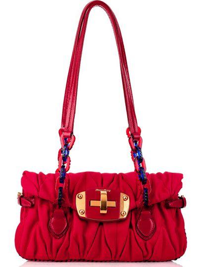borsetta rossa