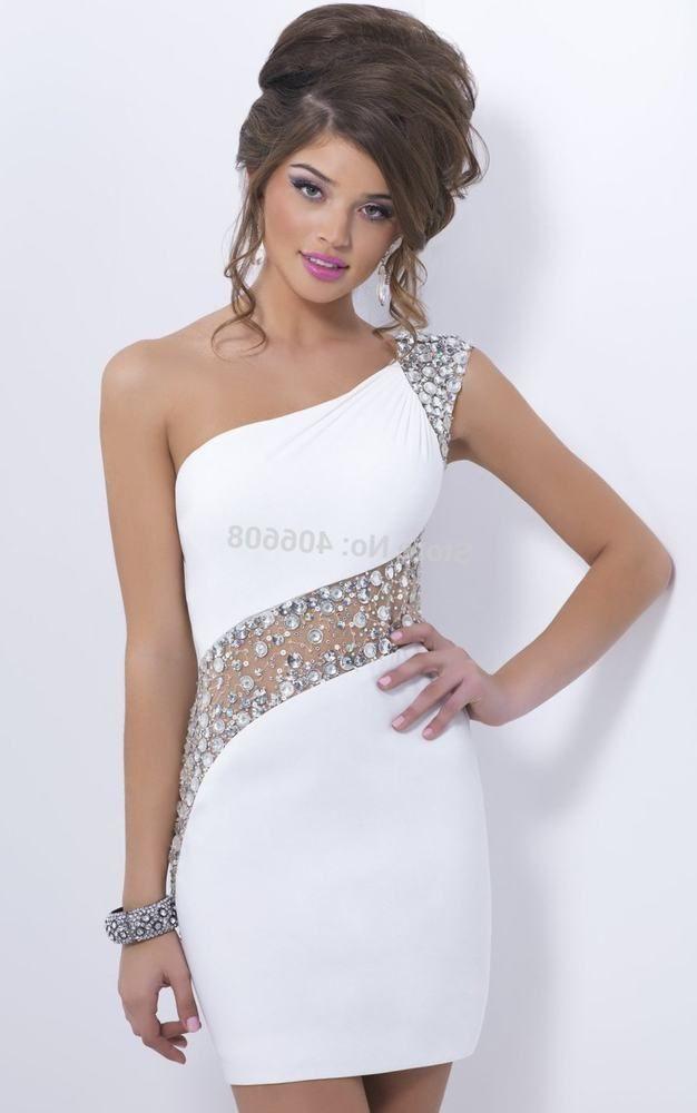 Красивая голубой белые кружева с открытой спиной сексуальный длинным рукавом коктейльные платья совок короткие мини-