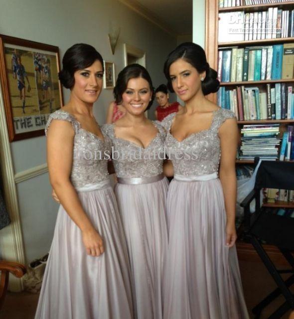 Another bridesmaid dress option