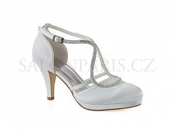 Dámské svatební boty 260