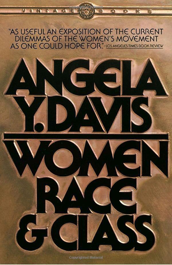 """""""Dit boek over de vrouwenbeweging in de VS leerde mij dat alles wat verdeelt, de strijd voor individuele rechten verzwakt.""""  RACHIDA AZIZ, modeontwerpster"""