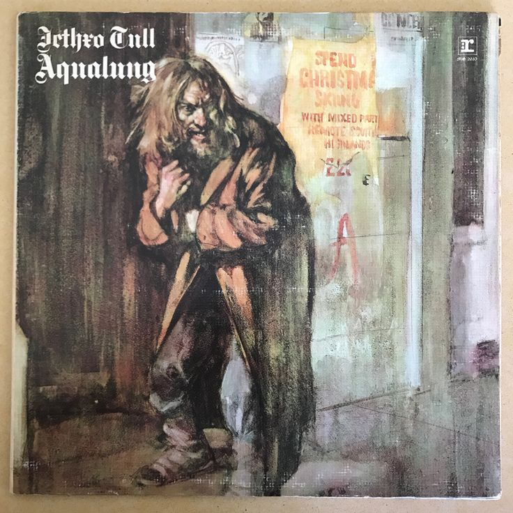 Jethro Tull - Aqualung (Used LP)