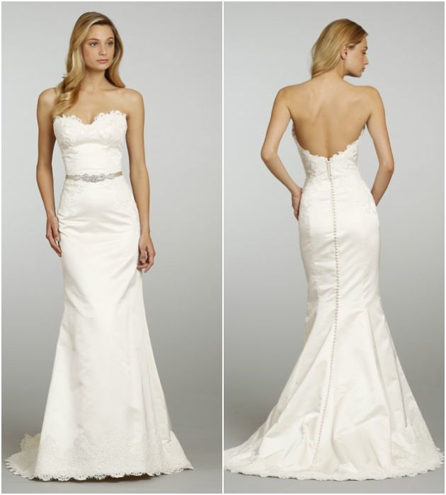 The Mermaid Wedding Dress Silhouette that Your Hubby Won't Forget!  The mermaid style is, without a doubt, one of the sexier silhouettes in the wedding dress world. It offers a perfect way to highlight your curves and bring out your sensual side. Loving the mermaid dresses we picked? Share your thoughts with us!
