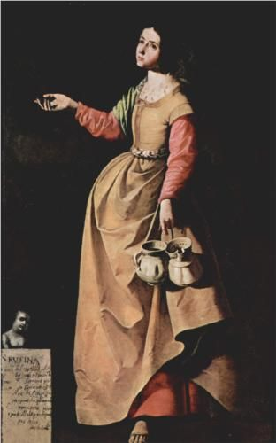 Santa Rufina de Sevilla