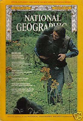 Dian Fossey, a legendary figure in the study of great apes, spent 18 years closely studying the gorillas in their natural environment. Heavily influenced by Louis Leakey and Jane Goodall, she was a leading advocate against poaching in Africa. She was murdered in 1985.