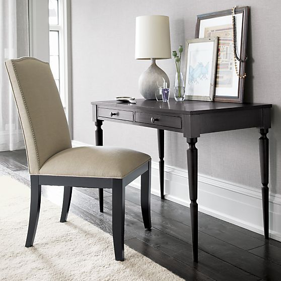 Vera Table Lamp Crate And Barrel Bedroom Office