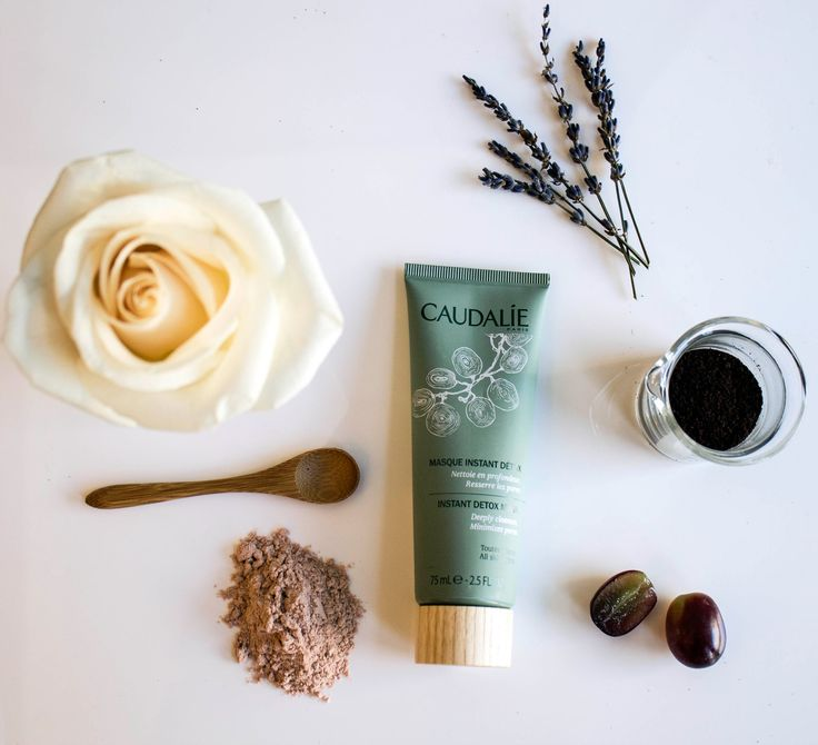 Did you know that the coffee extract found in our NEW Instant Detox Mask contains antioxidant properties?  #Caudalie #Spa #Natural #Beauty #Skincare #Masks #DIY