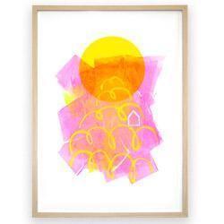 Dusk Sun by Mara Girling