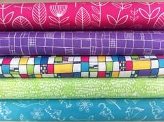 Fabric Bundle - Summersville Spring