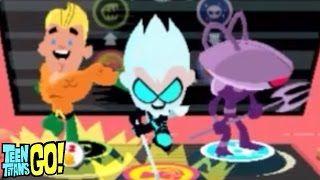 Teen Titans GO Teeny Titans Figure List Gameplay ● #61 Black Manta #62 Aquaman #63 Multiverse Robin - YouTube