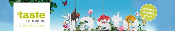 Taste of Joburg announces restaurants for 2015 event  #DineJoziStyle @TasteofJoburg #TOJ15