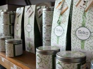 Tielka is Australia's first 100% Fairtrade and Organic loose leaf tea company. The company are fast developing a cult following due to the quality and unrivalled taste of the tea on offer. We both serve and sell Tielka tea.