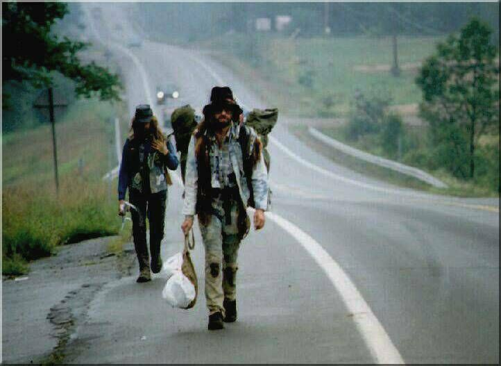 Road to Woodstock  We were all on that road whether you were at the concert or not.