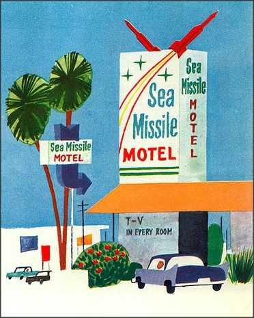 This Is Cape Canaveral by Miroslav Sasek (1963)