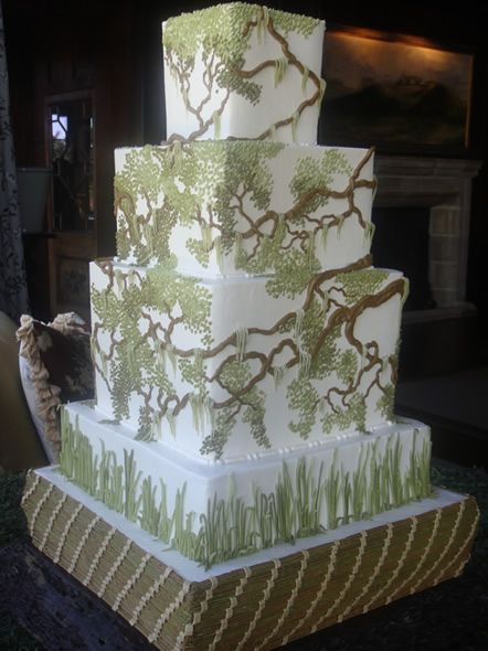 forest green wedding cake best 25 tree themed wedding cakes ideas on 14405