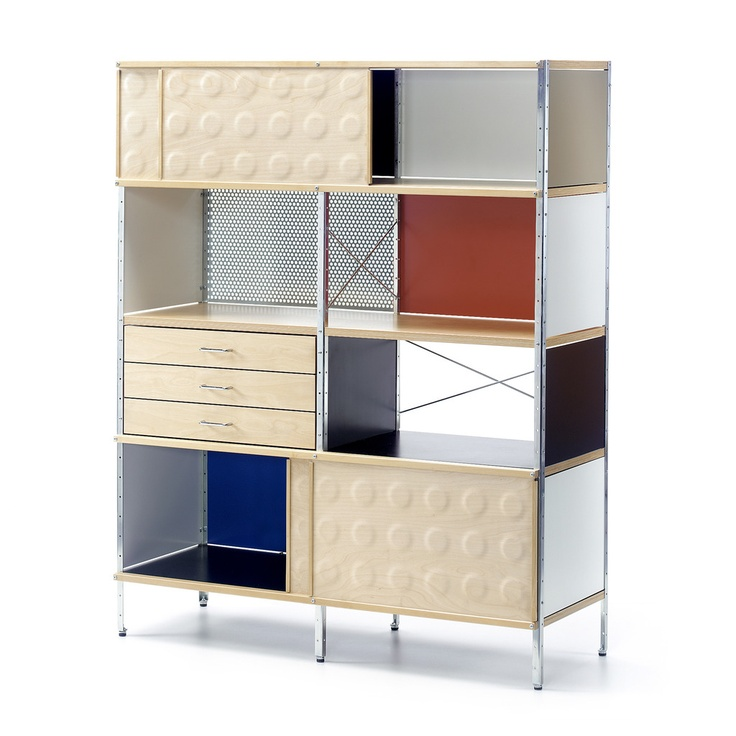 charles ray eames storage units and eames on pinterest charles ray furniture