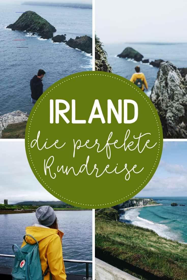 Rundreise durch ganz Irland  die schönste Route — hochseiltraum