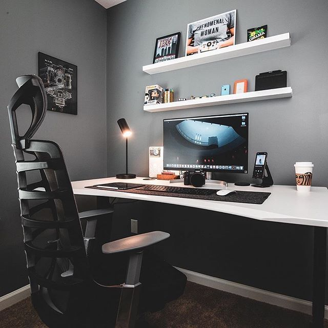 Wacht Videos Click On The Image Subscribe To Our Youtube Channel D In 2020 Home Office Design Home Office Setup Best Office Chair