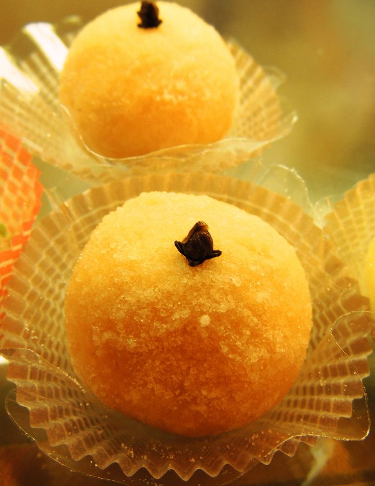 Beijinhos are SO delicious! Brazilian coconut balls with a hefty dose of butter and sugar.